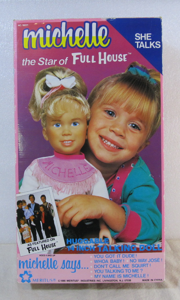 full house michelle doll 1