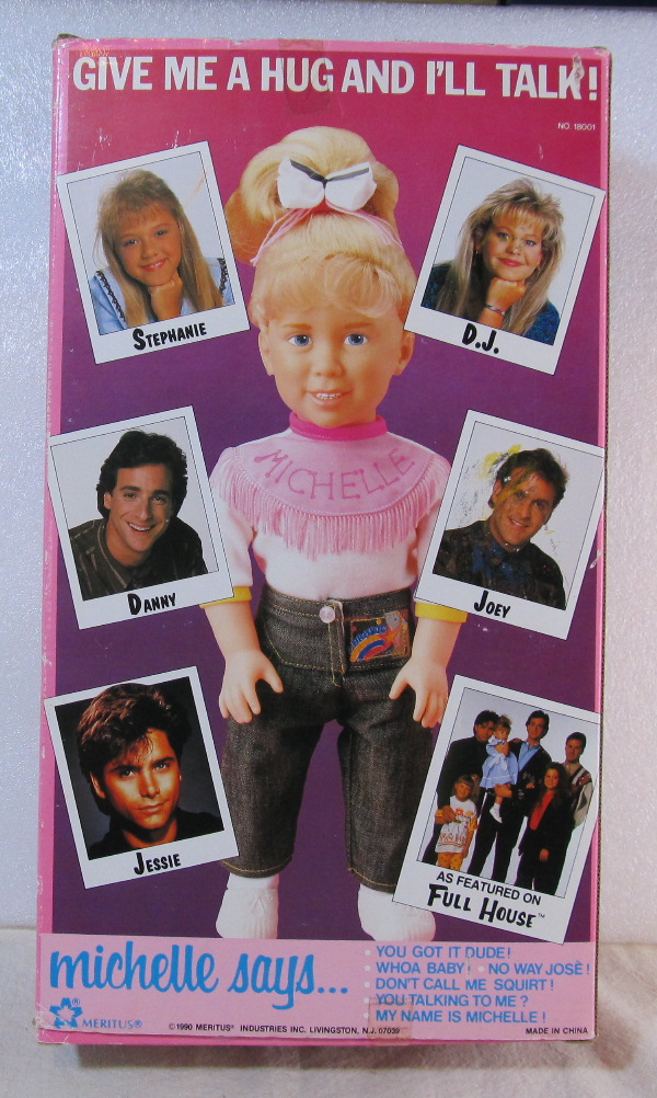 full house michelle doll 2