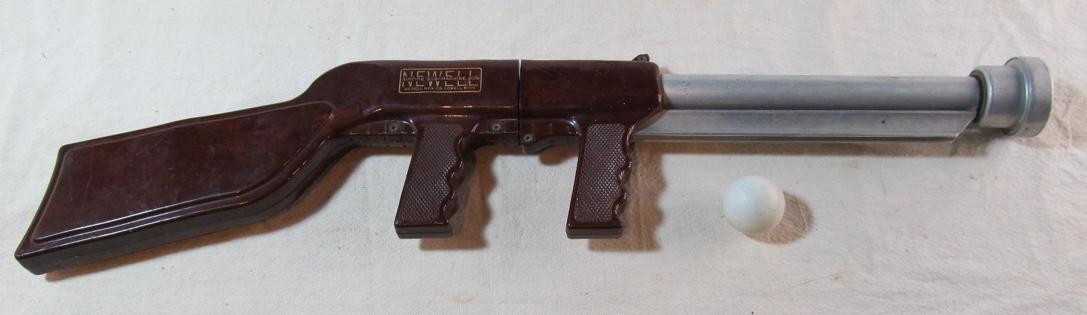 newell airfire sub-machine gun 1