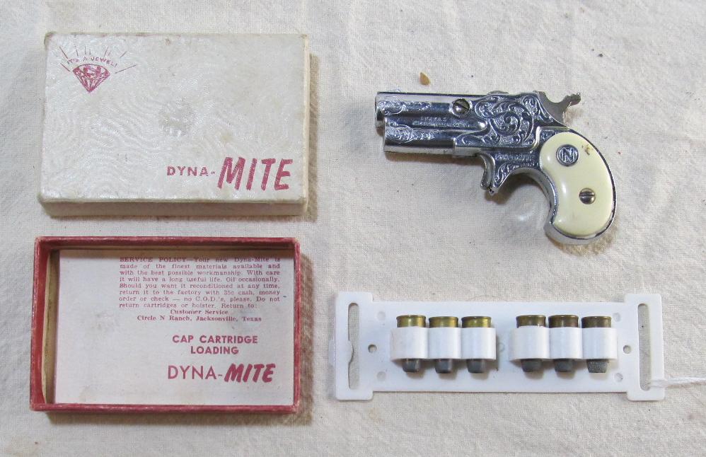 nichols dyna-mite cap gun 1