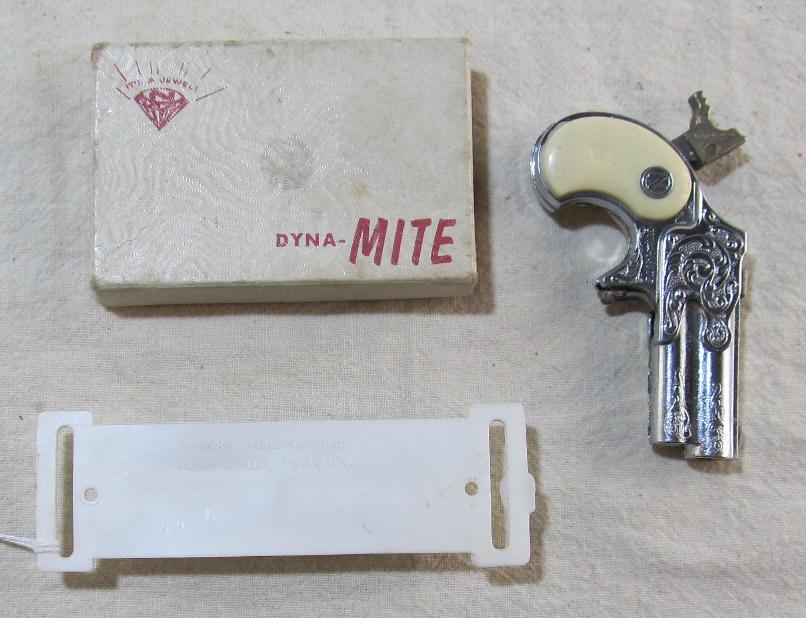 nichols dyna-mite cap gun 2