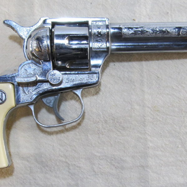nichols stallion 38 cap pistol 1