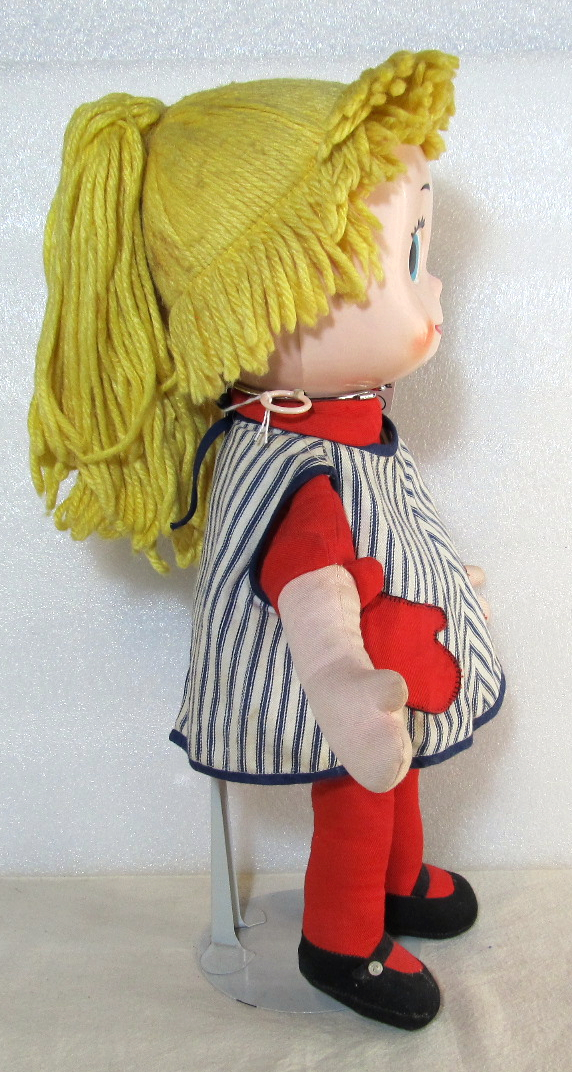 mattel sister belle talking doll 4