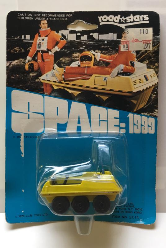 ljn space 1999 die cast moon buggy
