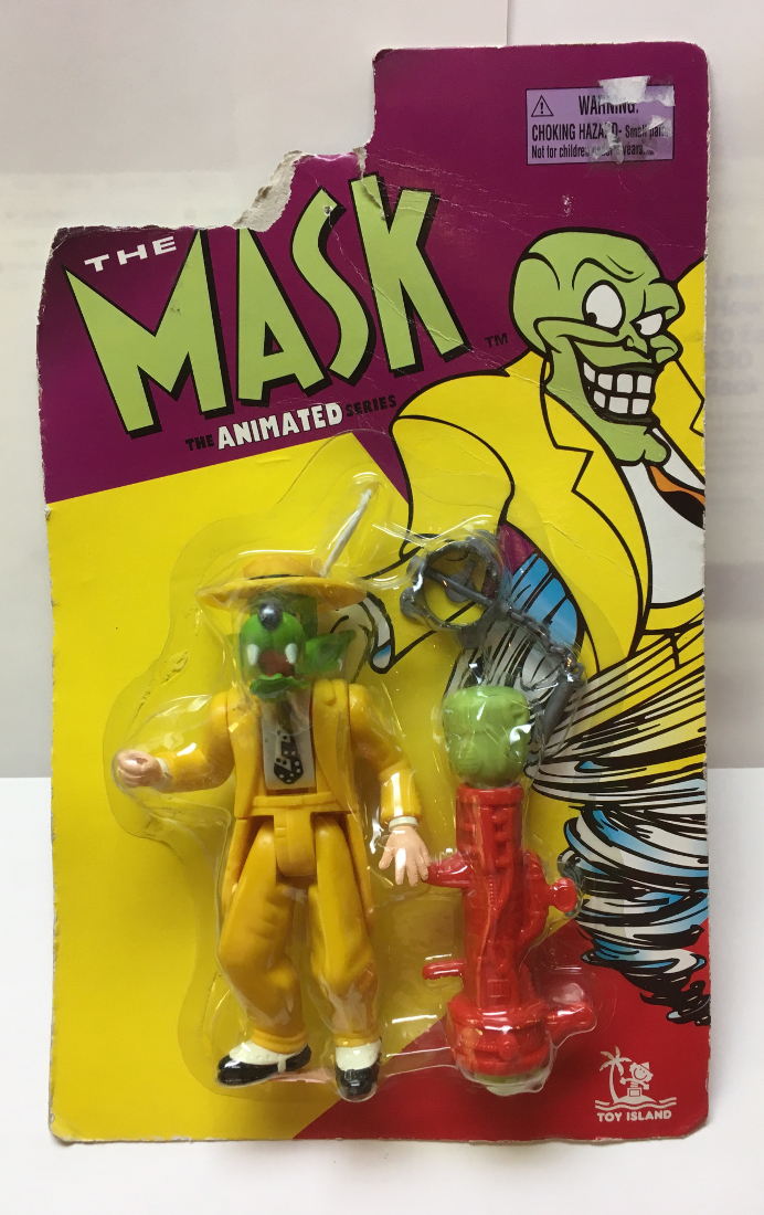toy island the mask animated series wild wolf mask 1