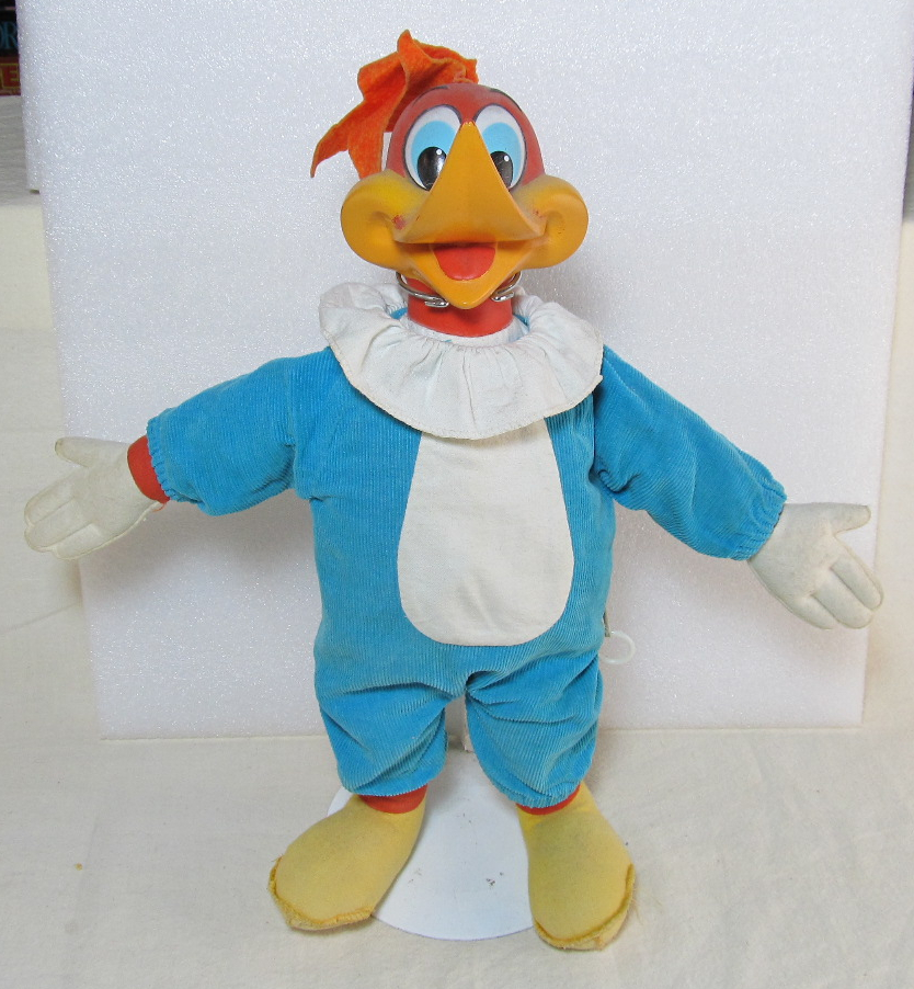 mattel talking woody woodpecker doll 1