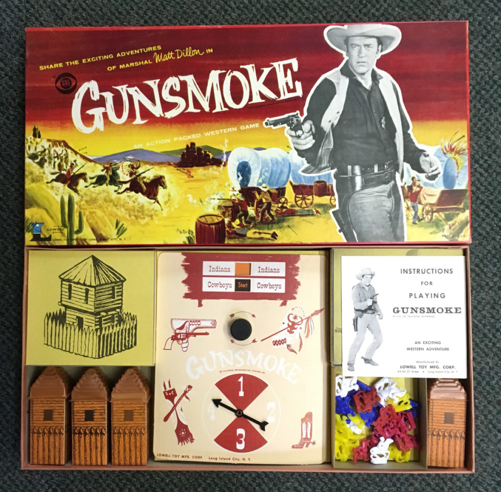 gunsmoke board game 1