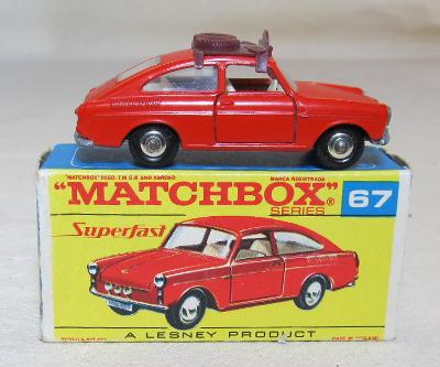matchbox 67b vokkswagen 1600TL 1