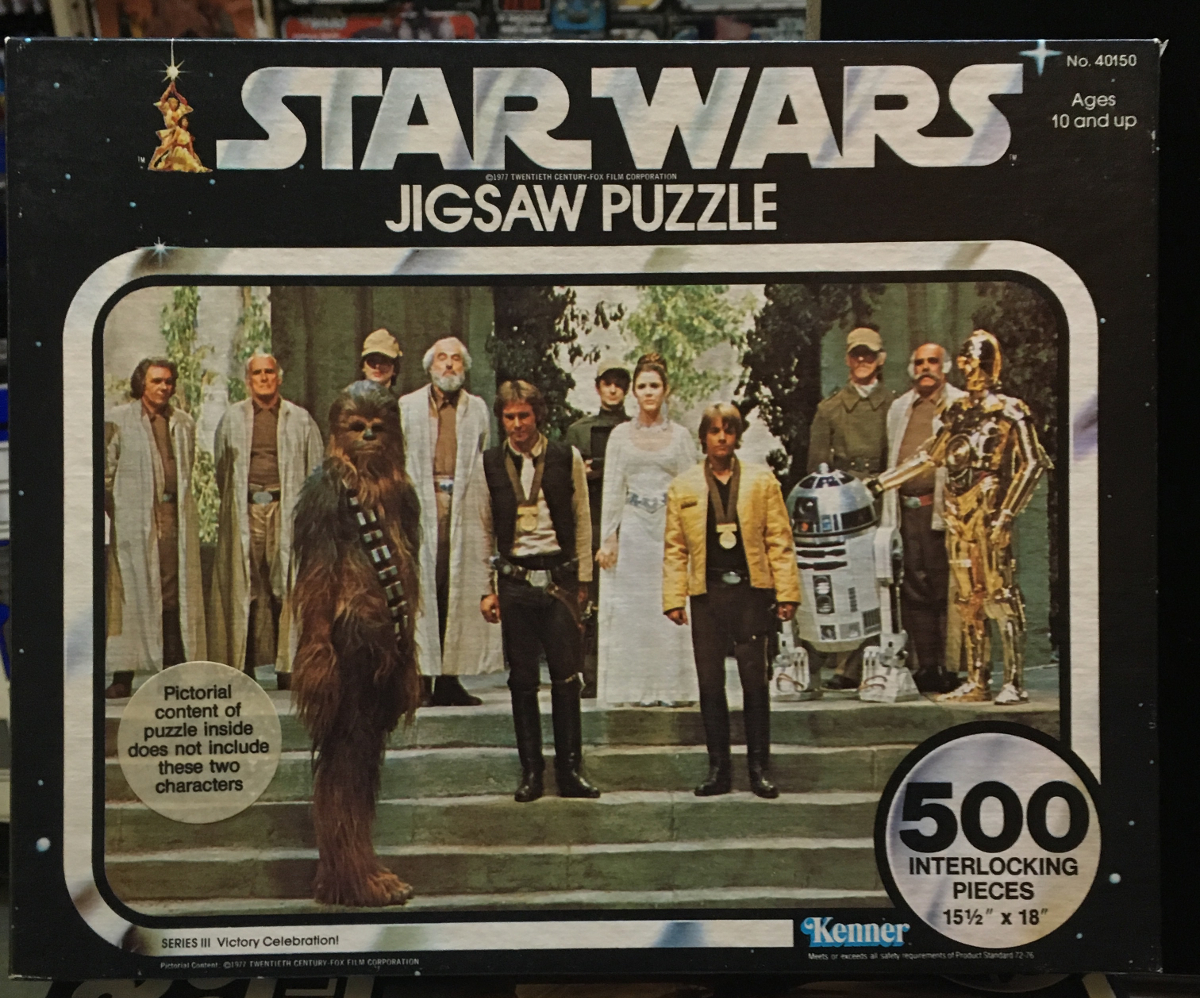 star wars victory celebration puzzle