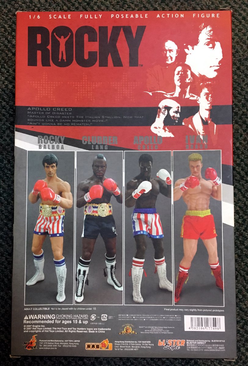 hot toys apollo creed figure 2