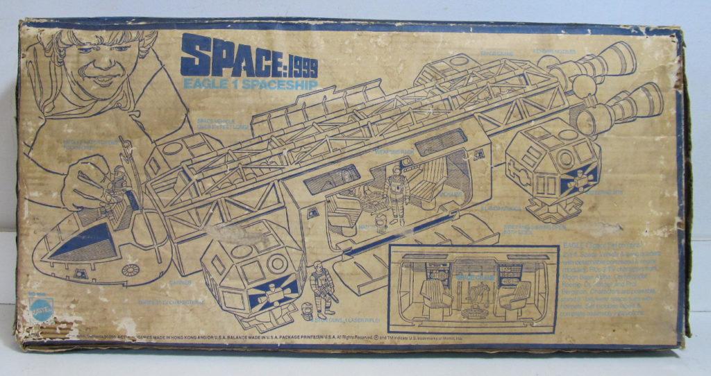 mattel space 1999 spaceship 1