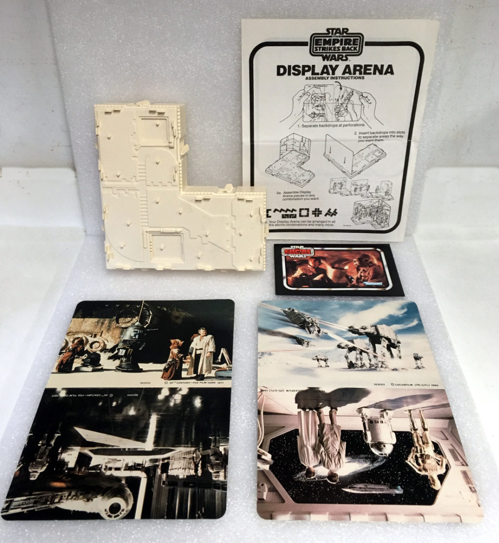 star wars empire strikes back display arena 1