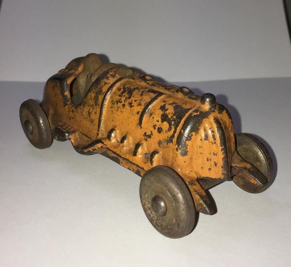 hubley cast iron race car 1