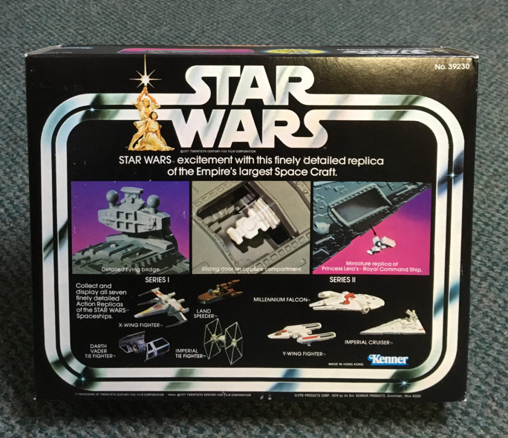 star wars diecast imperial cruiser 2