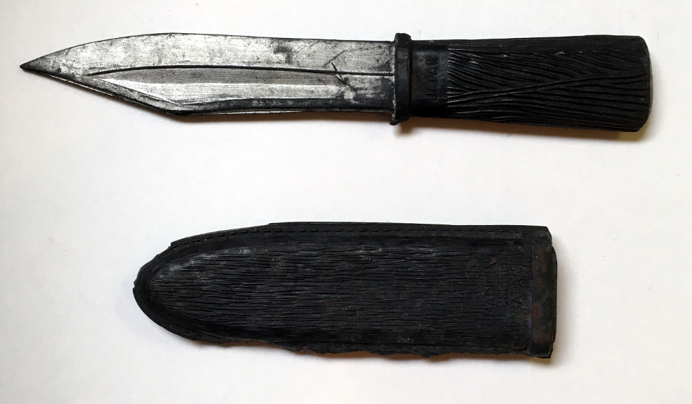 Occupied Japan Toy Knife 1