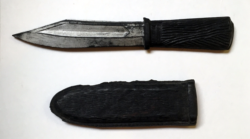 Occupied Japan Toy Knife 2