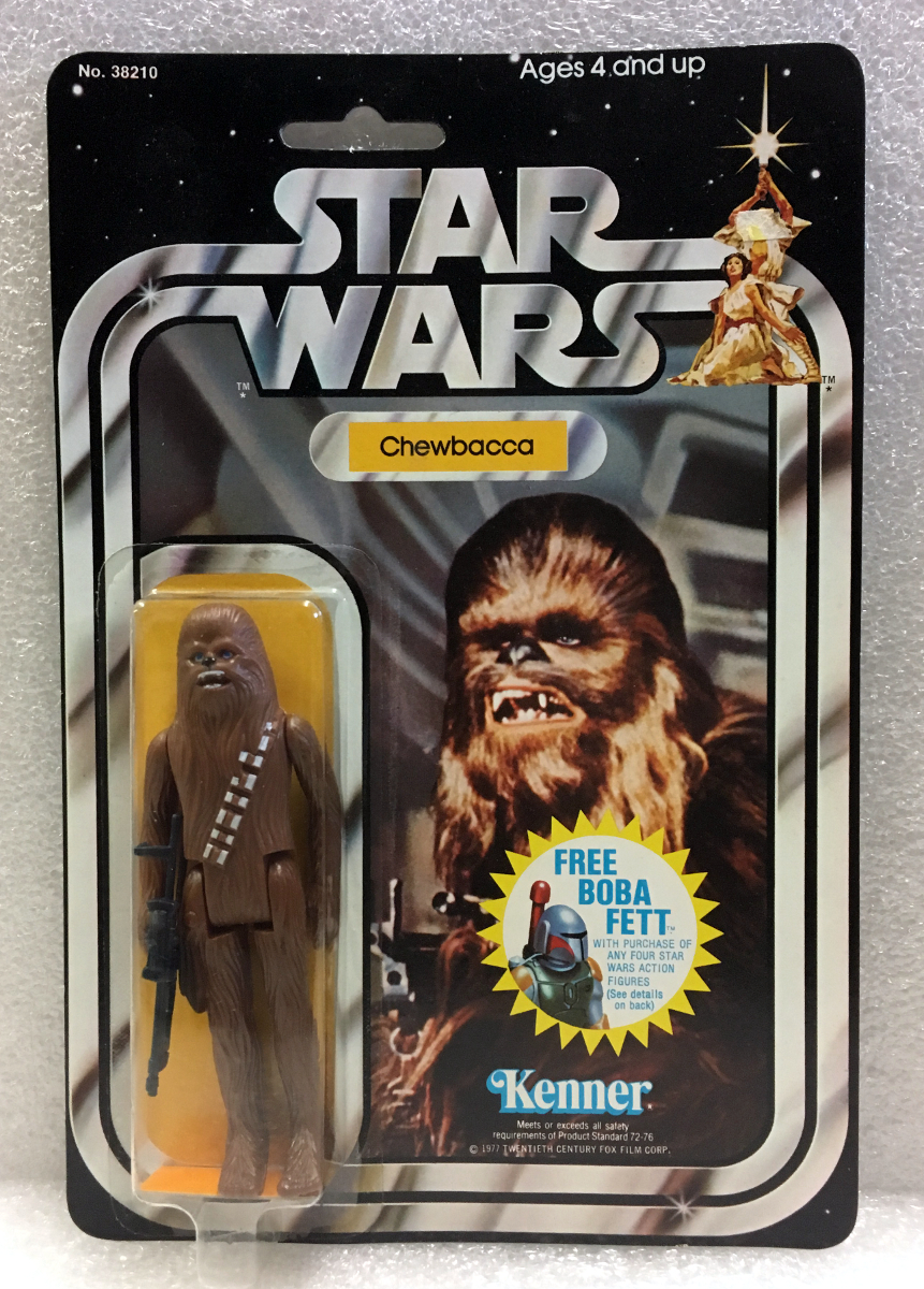 kenner star wars 20-back chewbacca 1