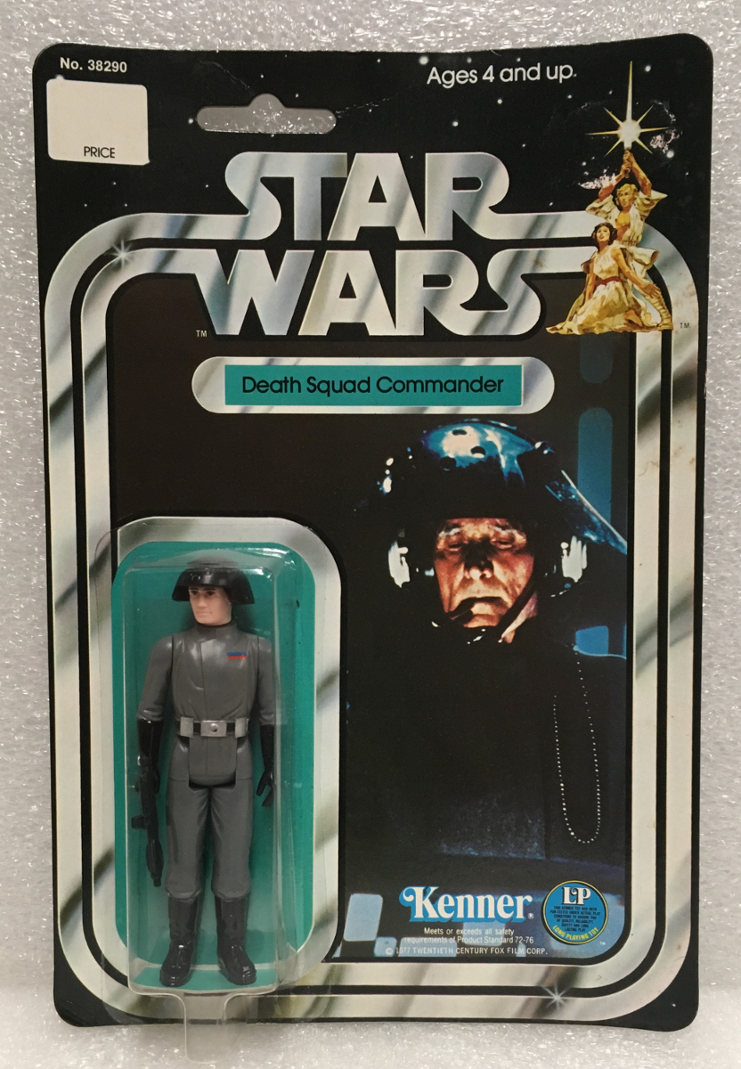 kenner star wars death squad commander 1