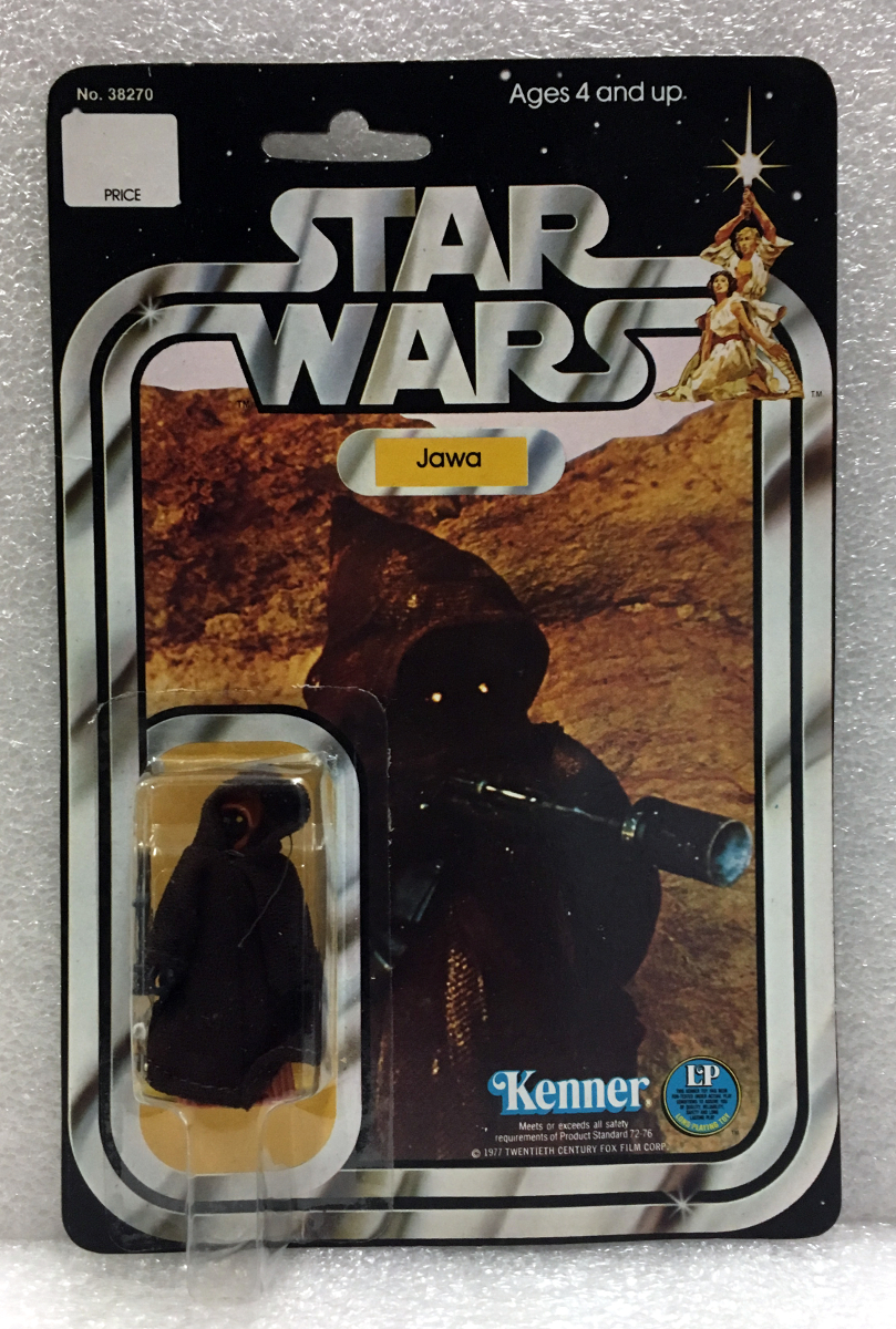 kenner star wars 12-back jawa 1