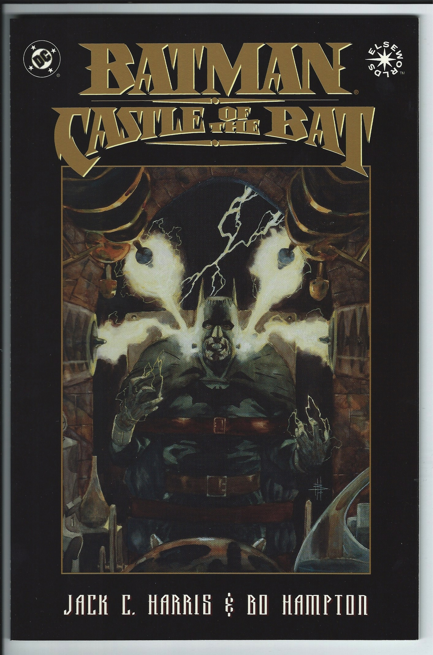 DC Comics Elseworlds Batman: Castle of the Bat Graphic Novel