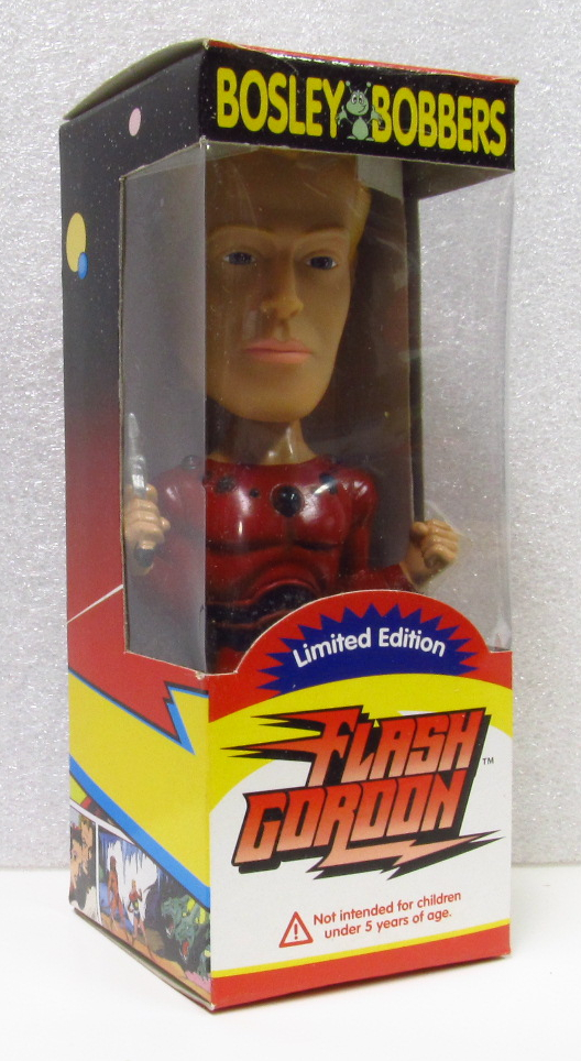 bosley bobbers flash gordon bobblehead 1