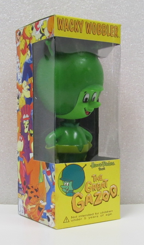 Flintstones Great Gazoo Wacky Wobbler Bobblehead from Funko