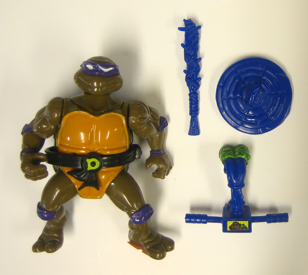 TMNT Headdroppin' Don 1