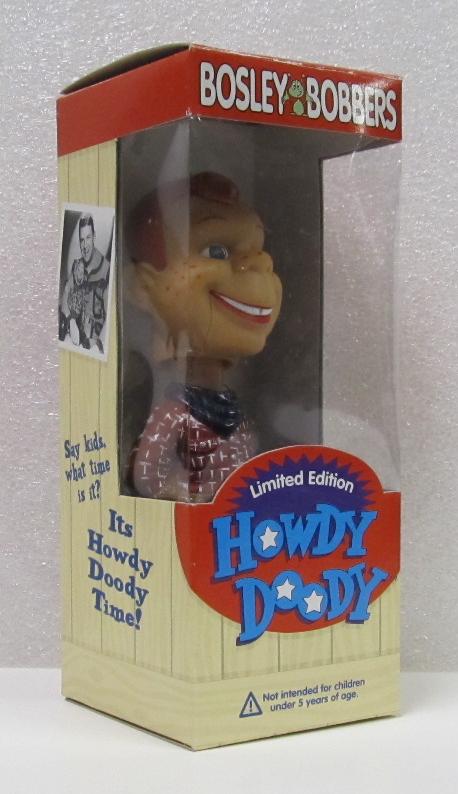 Howdy Doody Bobblehead from Bosley Bobbers