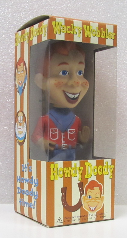 Howdy Doody Wacky Wobbler Bobblehead from Funko