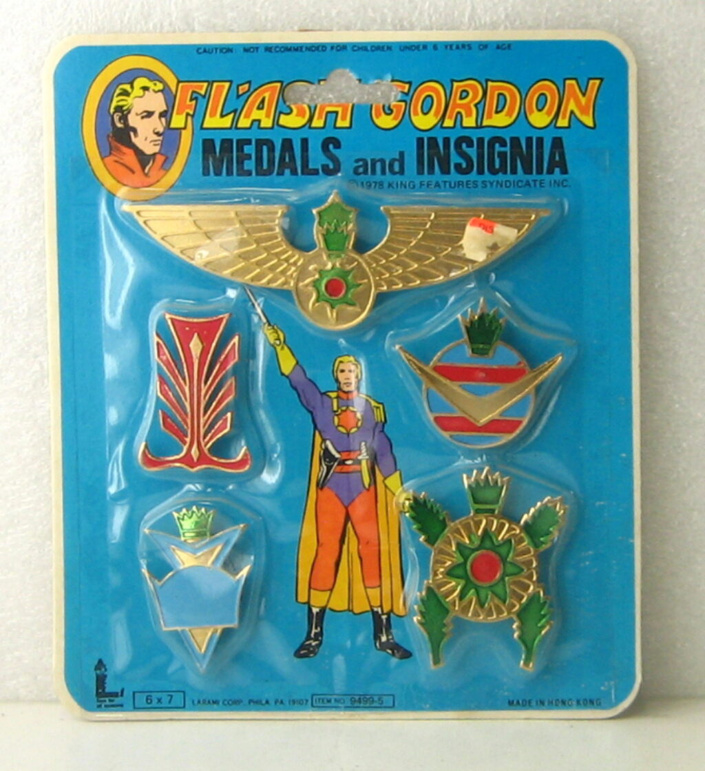 Flash Gordon Medals 1