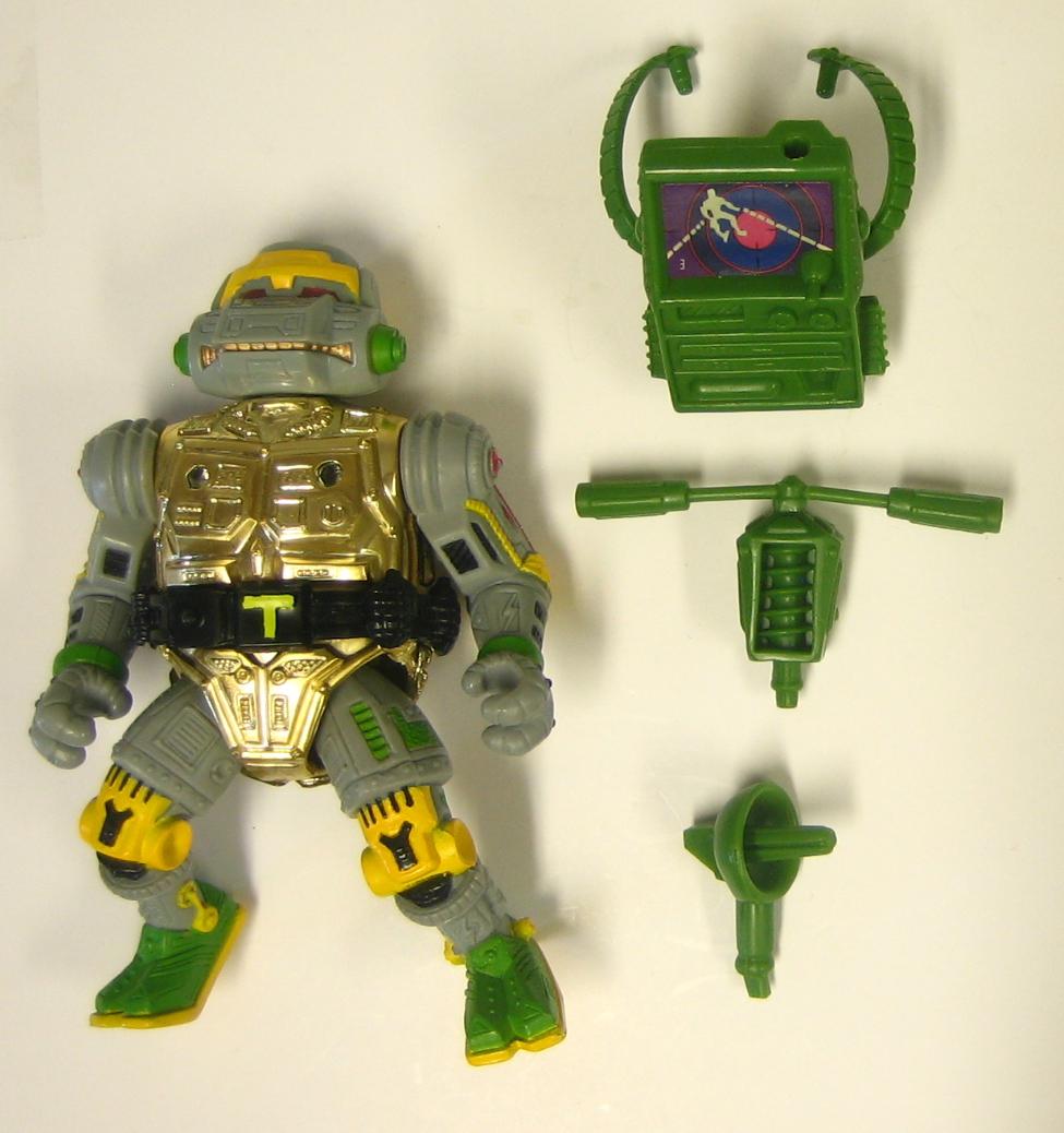 TMNT Original Series Metalhead Action Figure