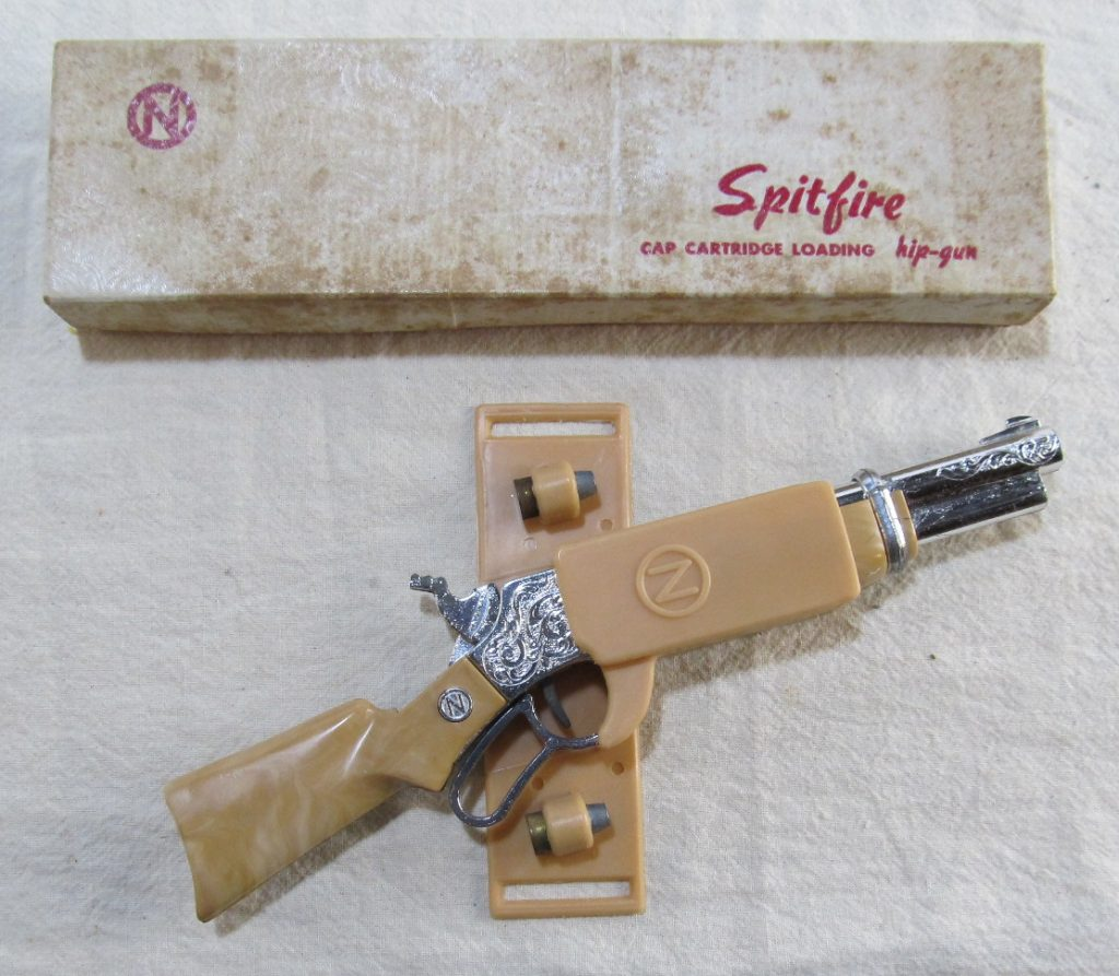 nichols spit-fire cap gun 1