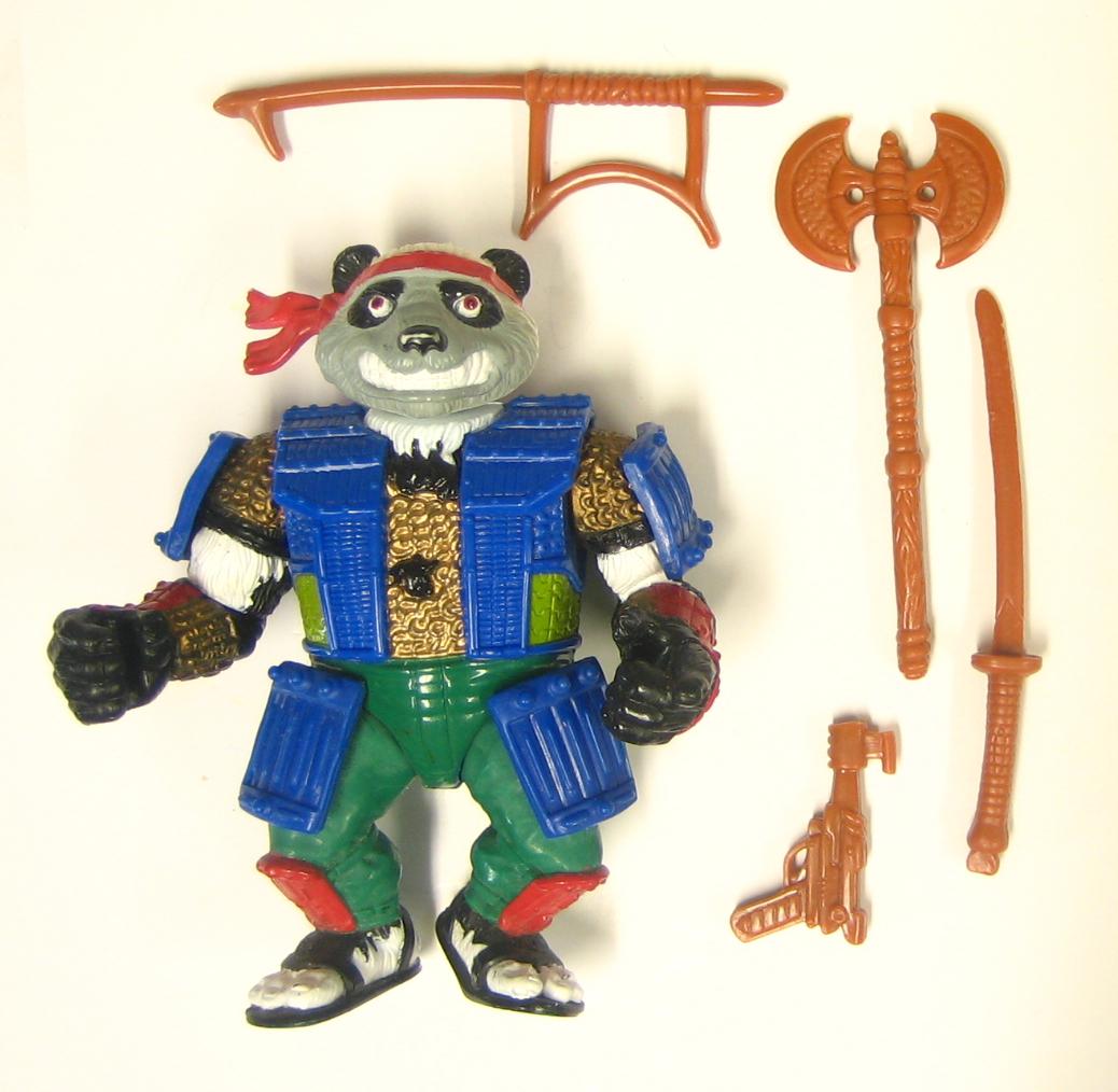 TMNT Panda Khan 1