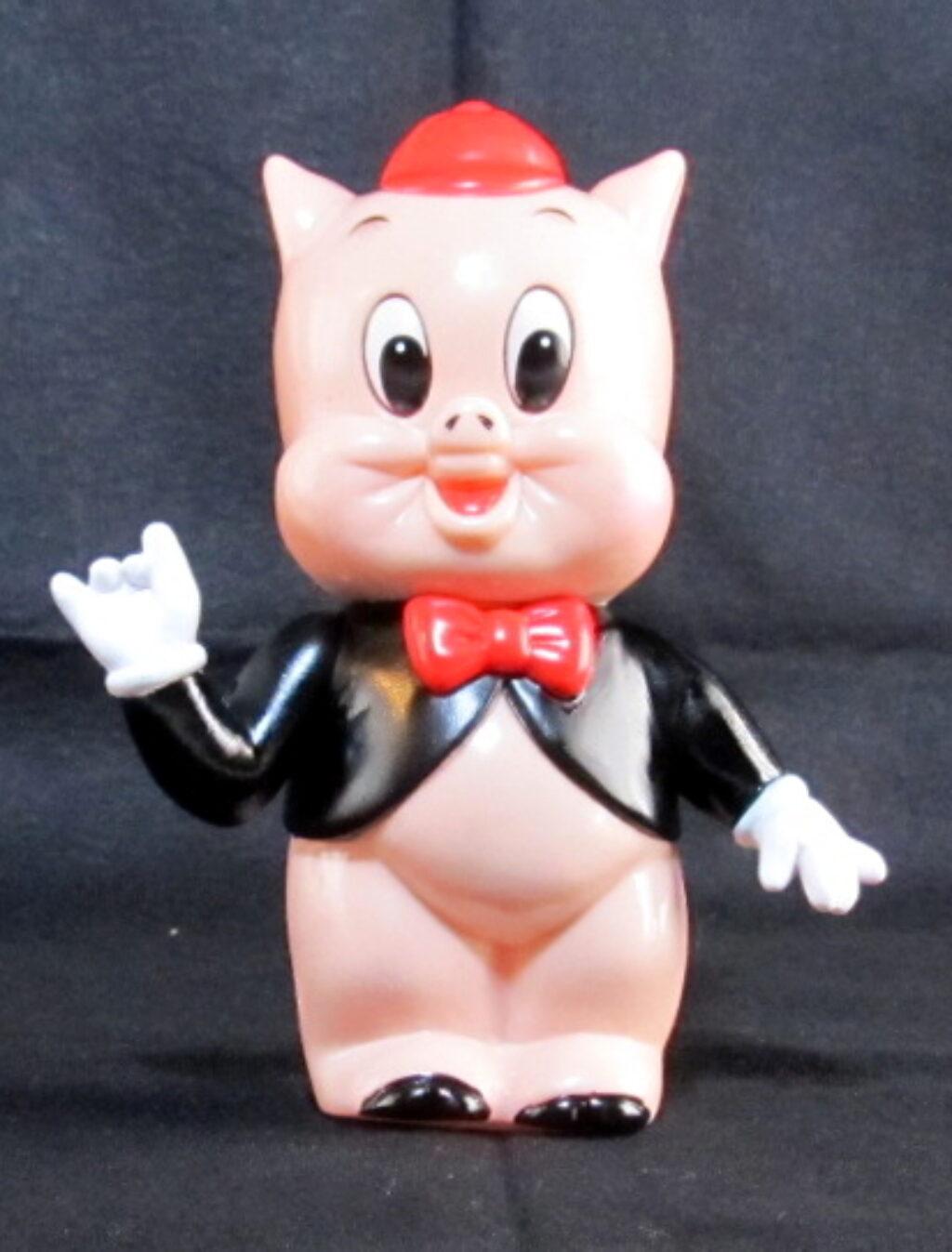 dakin vinyl dakin porky pig coin bank 1