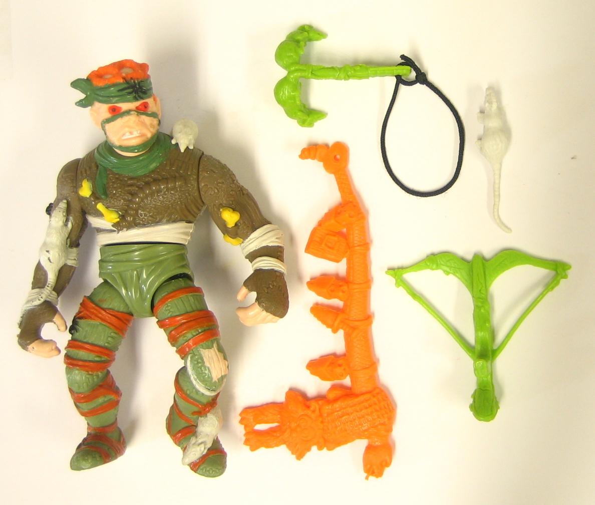 TMNT Original Series Rat King Action Figure