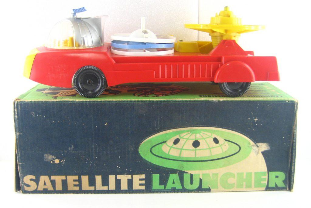Satellite Launcher 0