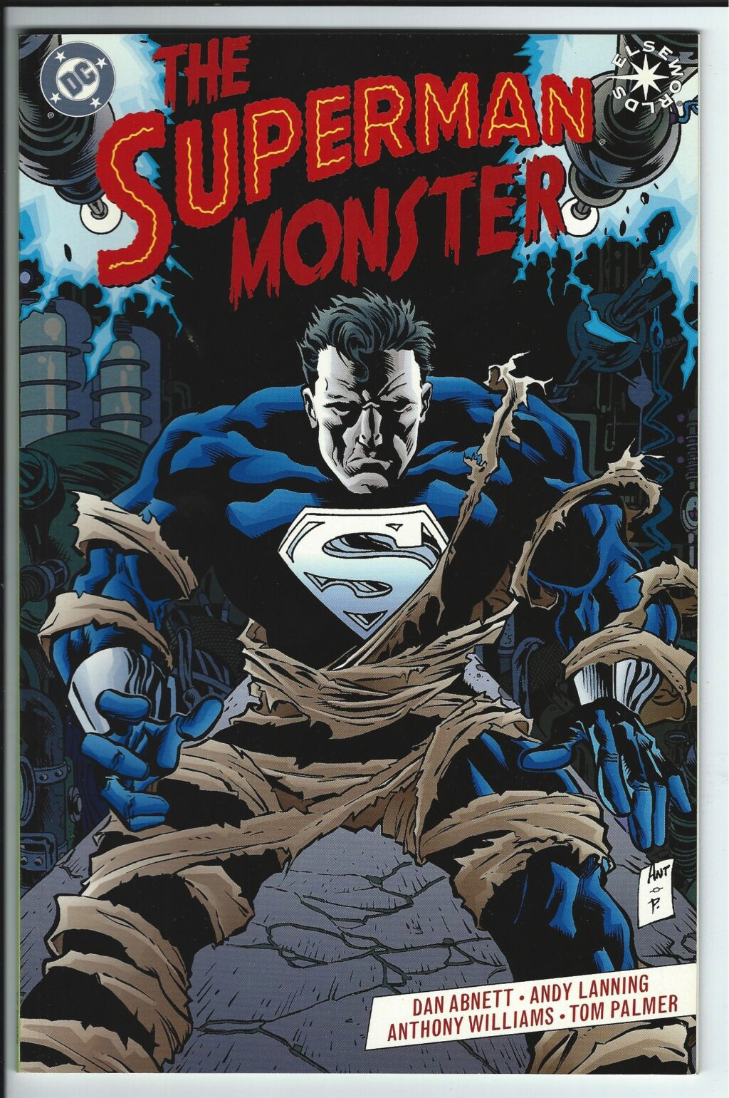 the superman moster