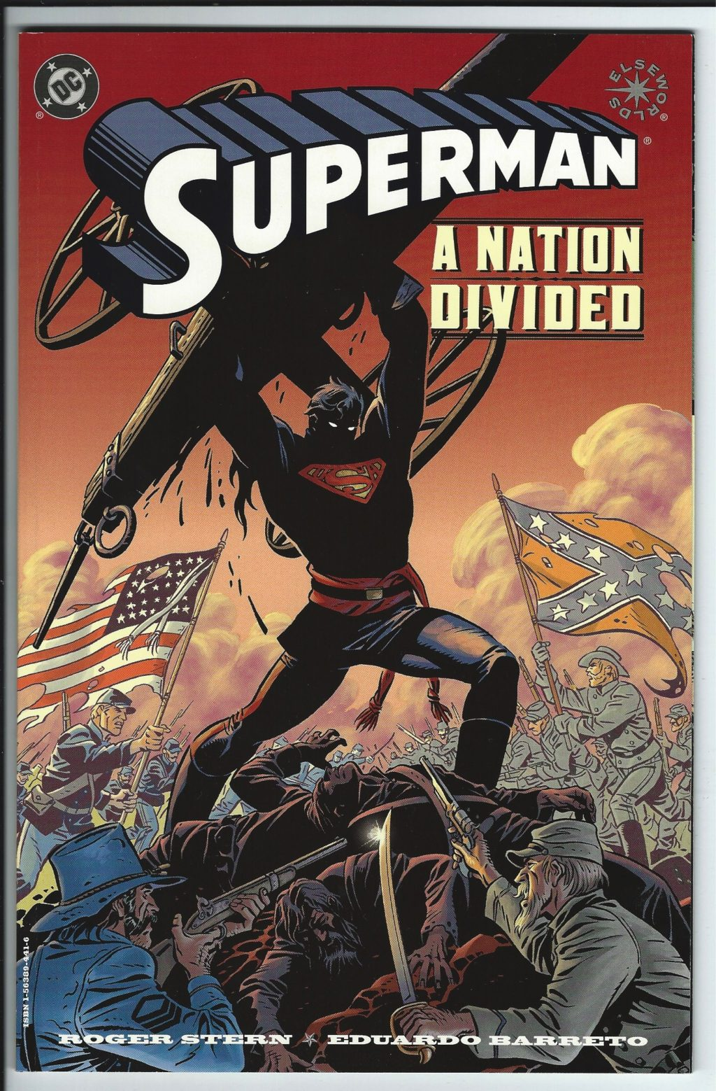 superman a nation divided