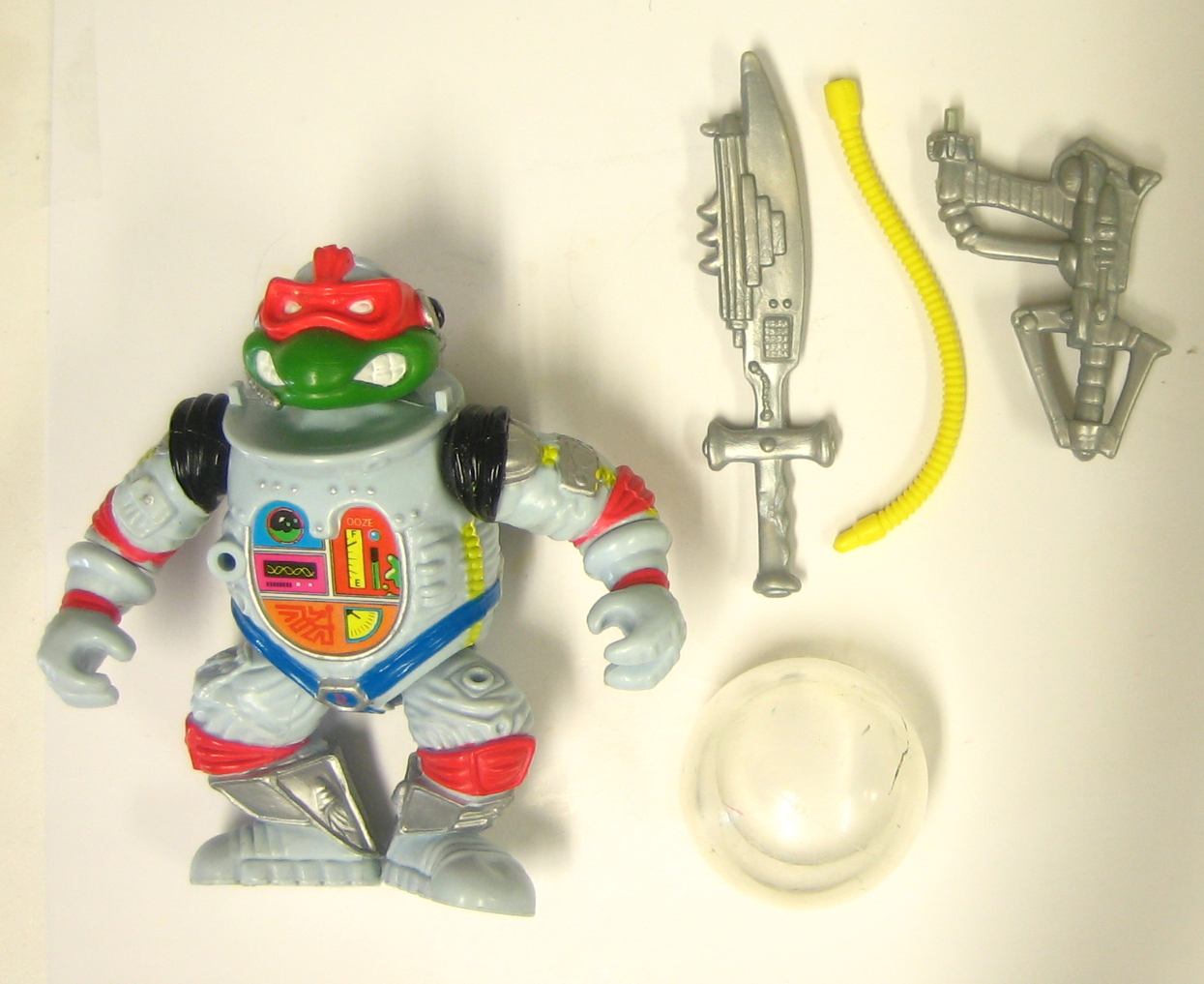 TMNT Raph the Space Cadet 1
