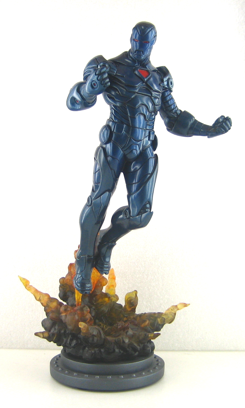 Stealth Suit Iron Man 1