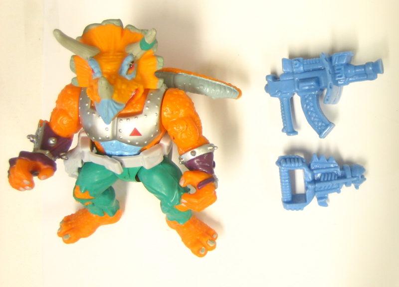 1990 Triceraton TMNT Teenage Mutant Ninja Turtles Utility Belt Part Weapon