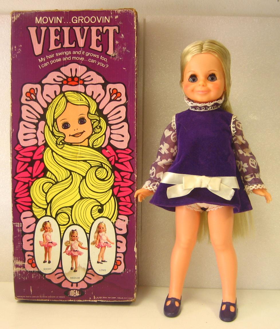 Velvet Doll 1