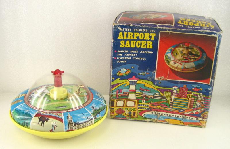 Airport Saucer 1