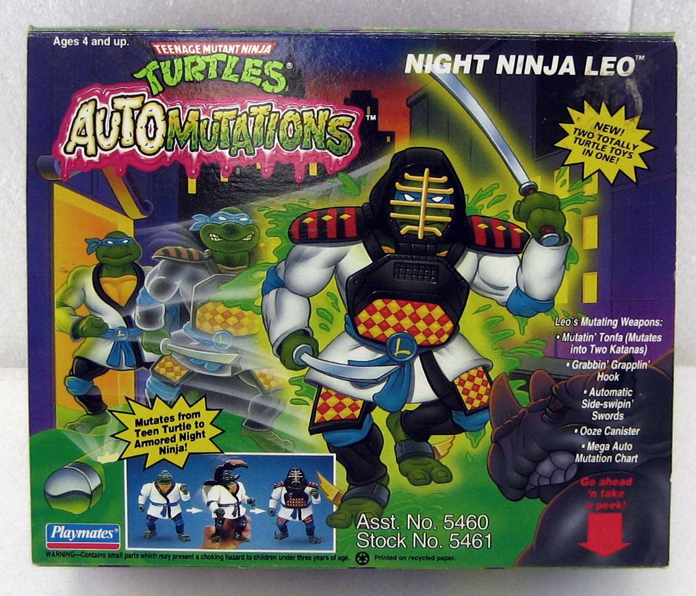 TMNT Night Ninja Leo 1