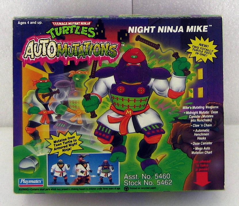 TMNT Night Ninja Mike 1