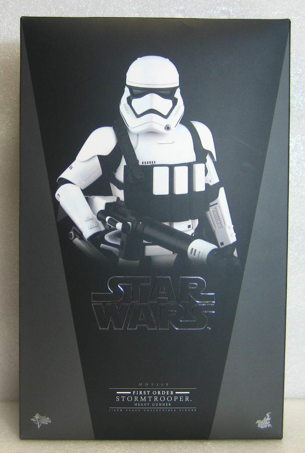 Hot Toys Star Wars First Order Heavy Gunner Stormtrooper 1:6 Scale Figure