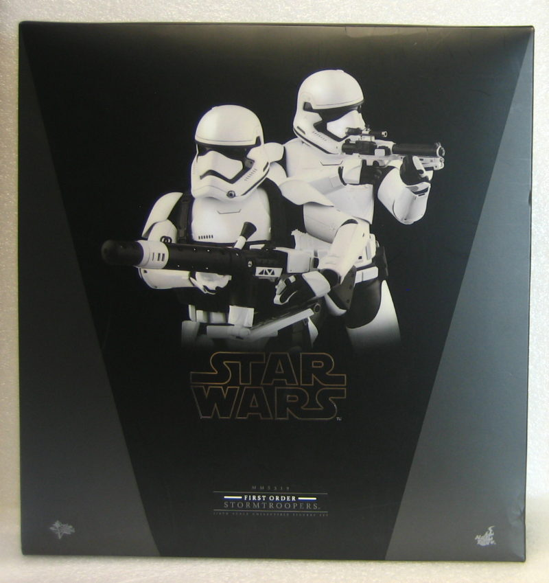 hot toys star wars force awakens stormtroopers