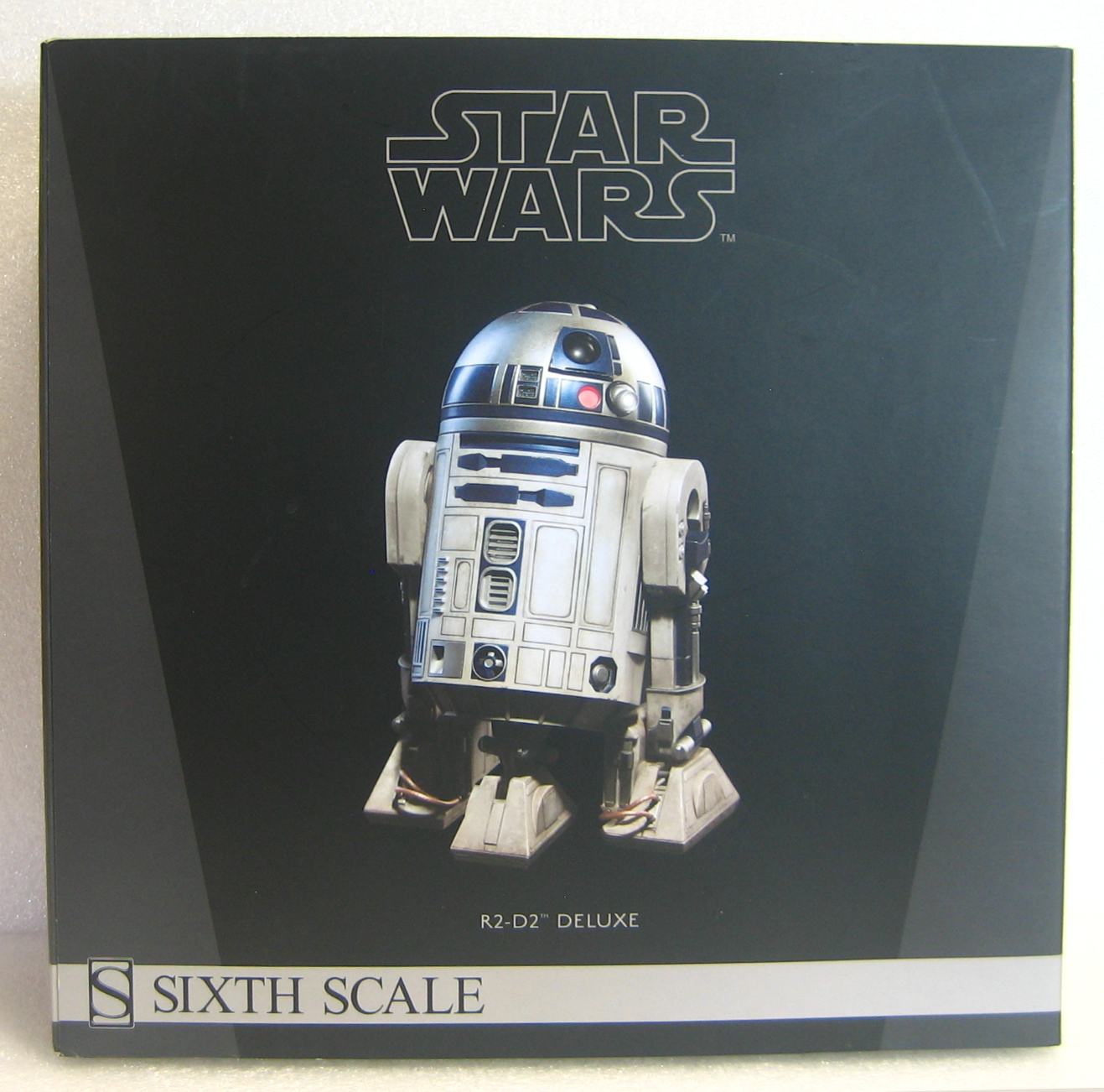 Sideshow Collectibles Star Wars R2-D2 Deluxe Version 1:6 Scale Figure - LAST ONE!