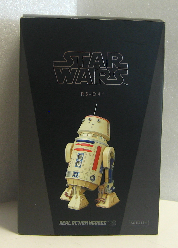 Medicom RAH Star Wars R5-D4 1:6 Scale Figure