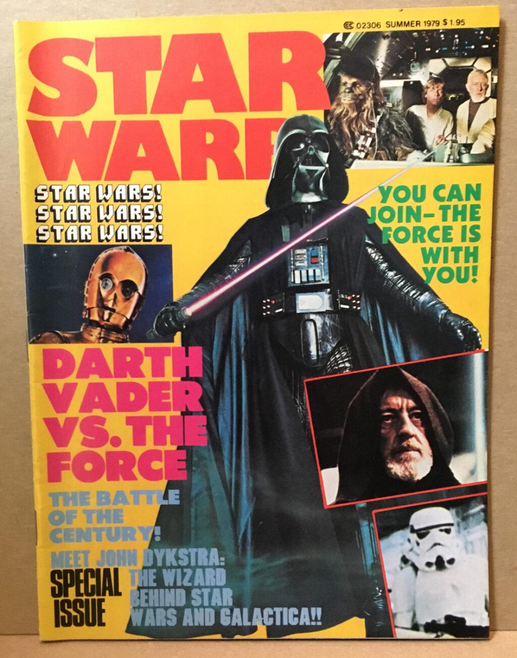 star warp magazine 1